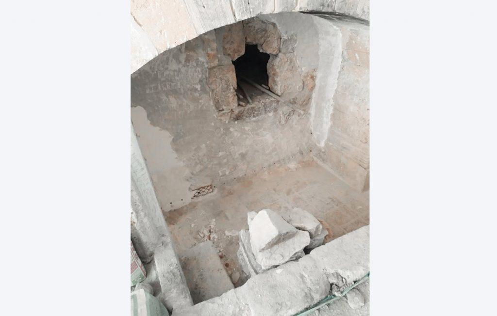Alter Kamin soll erhalten bleiben